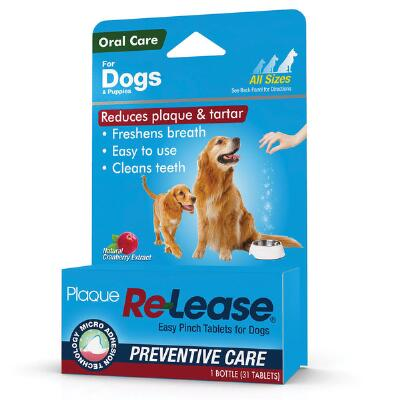 Ramard Re Lease Plaque Tablets for Dogs