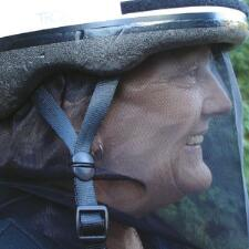 Cashel Quiet Ride Human Bug Net - TB