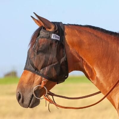 Cashel Quiet Ride Fly Mask No Ears
