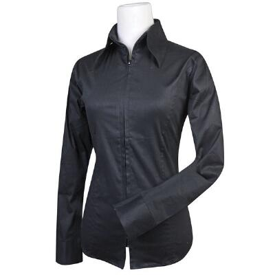 Zip Basics Ladies Western Show Shirt