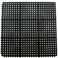 Wash Rack Mat 3x3 Ft Interlocking