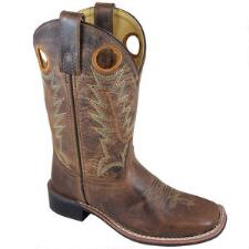 Smoky Mountain Jesse Brown Kids Western Boot - TB