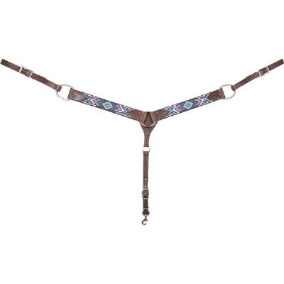 Cashel Angel Fire Beaded Breastcollar
