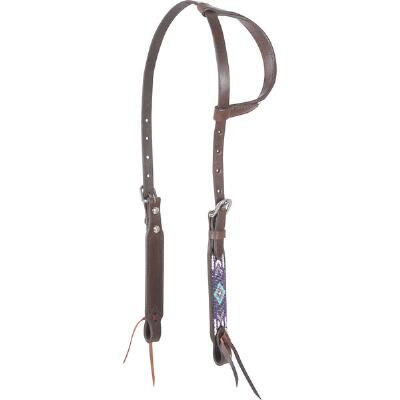 Cashel Angel Fire Slip Ear Headstall