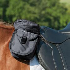 Cashel English Saddle Bags - TB
