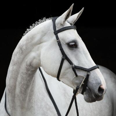 Horseware Rambo Micklem Competition Bridle with Reins