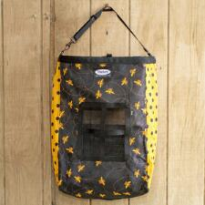Mackey Equine BEE MINE Hanging Hay Bag - TB