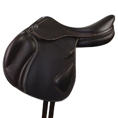 Prestige Italia Sinead Flocked Panel Eventing Saddle
