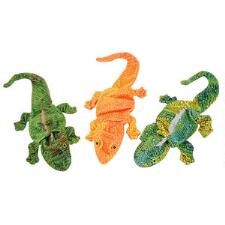 Jolly Pets Squeak-a-Mal Lizards Dog Toy - TB