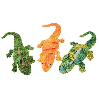 Jolly Pets Squeak-a-Mal Lizards Dog Toy