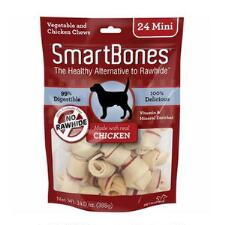 Smart Bone Mini Chicken 24 Pack - TB