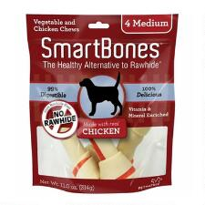 Smart Bone Medium Chicken 4 Pack