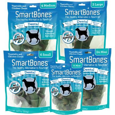 Smart Bone Mini Dental 8 Pack