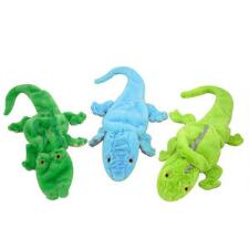 Jolly Pets Squeak-a-Mal Reptiles Dog Toy - TB