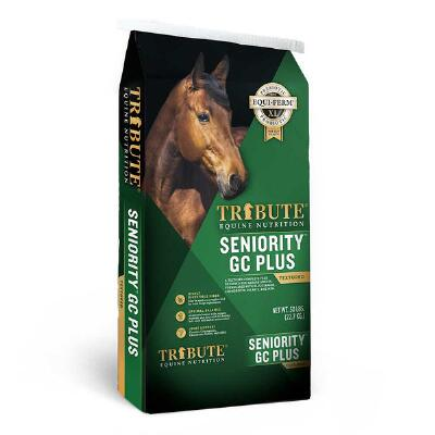 Tribute Seniority Textured GC Plus 50 lb