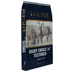 Tribute® Right Choice® 14 50 lb