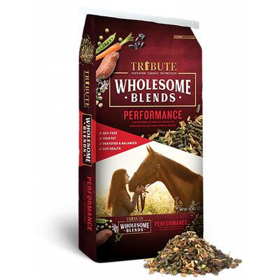 Tribute Wholesome Blends Performance 50 lb