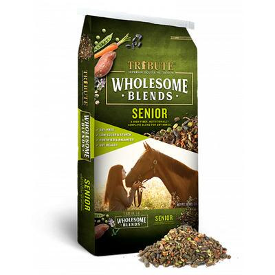 Tribute Wholesome Blends Senior 50 lb
