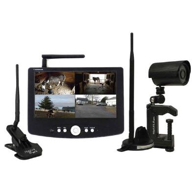 Trailer Eyes 1 Camera  Digital System for Trailering, Barn or House