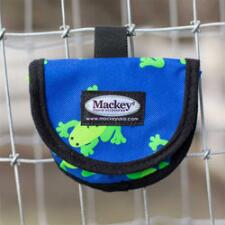 Mackey Equine FLYING FROGS Treat Pouch - TB