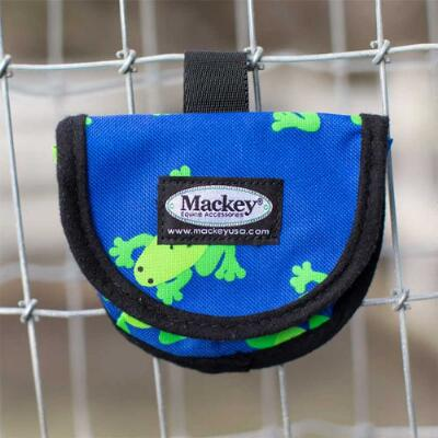 Mackey Equine FLYING FROGS Treat Pouch