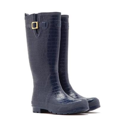 Joules Crockington Welly Ladies Rubber Boots