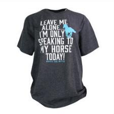 Horses Unlimited Alone Ladies Tee - TB