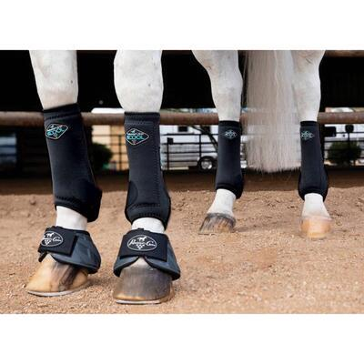Professionals Choice 2XCool Sports Medicine Boots 4-Pack