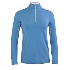 Tailored Sportsman Ice Fil Ladies Zip Top Sun Shirt - TB